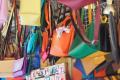 Streetfood und Shopping in Bangok am Chatuchak market