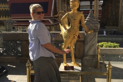 Grand Palace Königspalast Bangkok