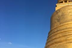 Golden Mount chedi