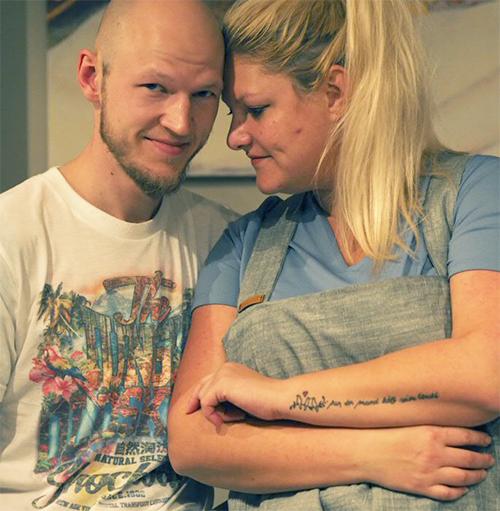 Martin und Verena von Cookauvin