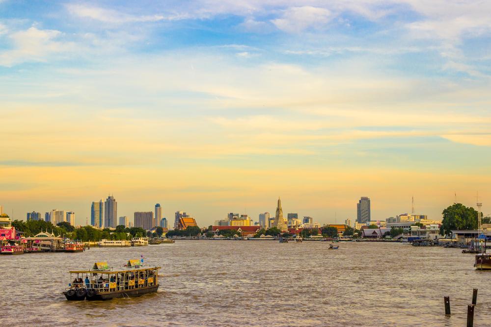 Chao Phraya (c)shutterstock