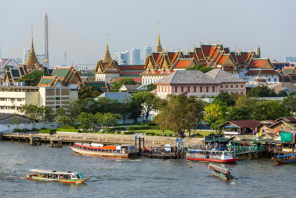 Grand Palace Königspalast Bangkok (c) shutterstock_196378550