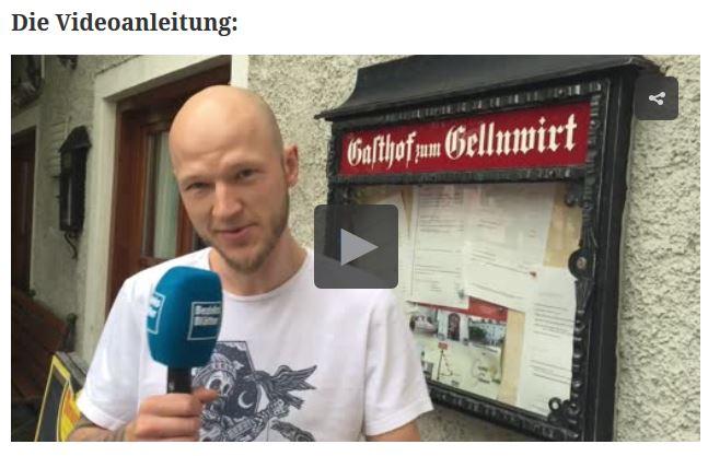 Video Hasnöhrl Martin Gellnwirt