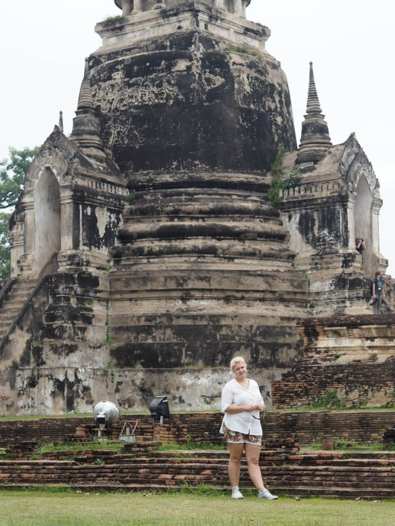 Wat Phra Sri Sanphet und der Königspalast (Grand Palace)