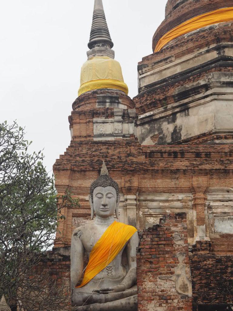 Tagesausflug von Bangkok nach Ayutthaya