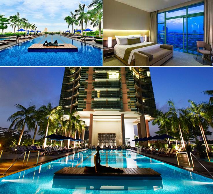 Chatrium Hotel Riverside Bangkok (c)Chatrium