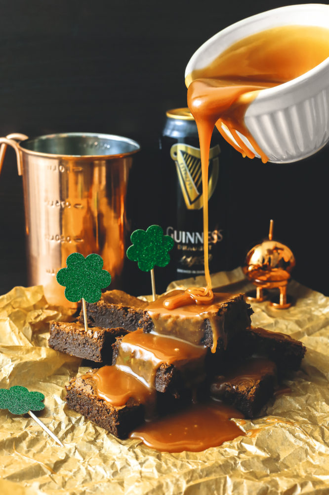 Guiness Brownies Bake and the City (c) Thomas Müller BLV Verlag