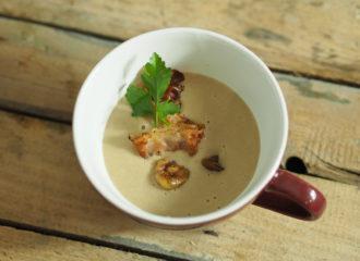 Maroni Sellerie Suppe