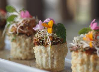 Thailändische Fischküchlein Fish Cake Tod mun pla