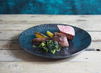 Steak-mit-Morning-Glory-und-Eachtling