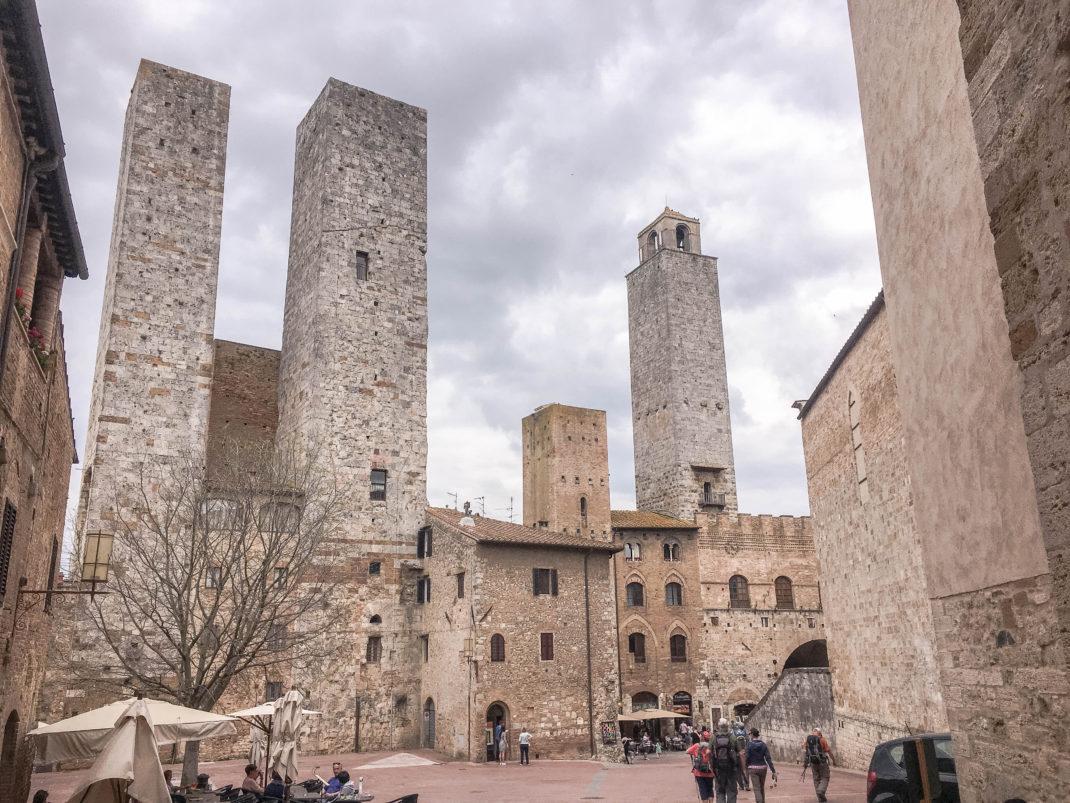 Toskana-San-Gimignano