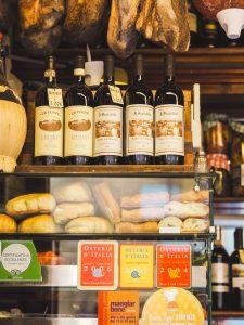 Panini in Florenz bei i Fratellini