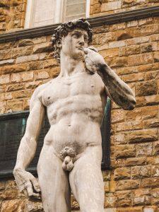 David Statue in Florenz
